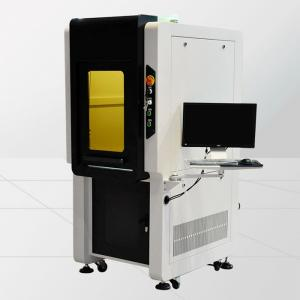 Wavelength 355nm Ultraviolet Laser Engraving Machine System with Protection Cover